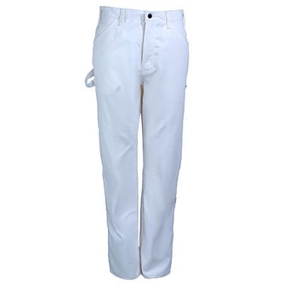 Dickies White 1953 WH Cotton Relaxed Fit Painter Pants