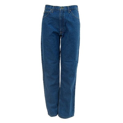 Carhartt Jeans: B172 DST Straight Leg Relaxed Fit Flannel Lined Jean Sale $47.00 Item#357420342 :