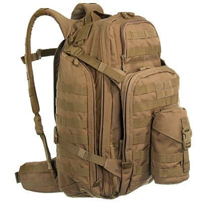 5.11 Tactical Backpacks: Rush VTAC Flat Dark Earth Tactical Bag 58602 131 Sale $170.00 Item#58602-131 :