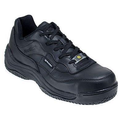 Nautilus N5037 Women's Composite Toe Slip-Resistant Tennis Shoes