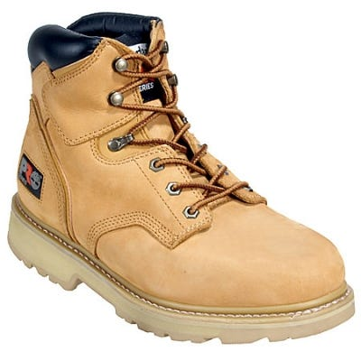 Timberland PRO Boots : Men's Pit Boss 33030 Soft Toe 6 Inch Work Boots