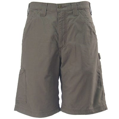 Carhartt Shorts:  Men's Fatigue B147 FAT Cotton Canvas Work Shorts
