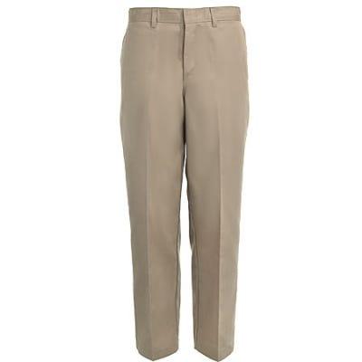 Dickies Khaki 17262 Flat Front Work Pants