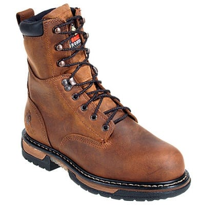 Rocky Boots Steel Toe 6692 Men's IronClad Work Boots