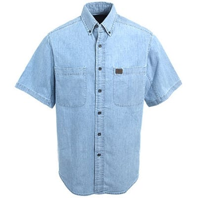 Best Price Wrangler Riggs Shirts Men 39 S 3w531 Bl Cotton