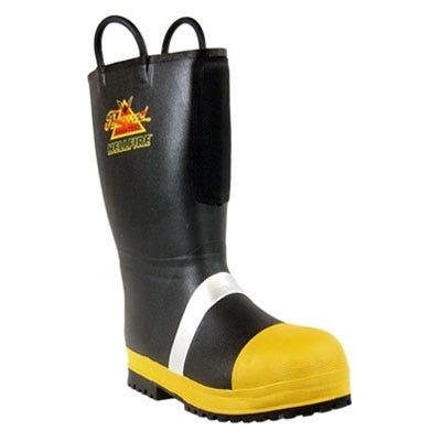 Thorogood Women's 507-6000 Steel Toe Hellfire Kevlar Lined EH Fire Boots