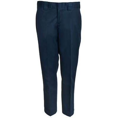 Dickies Dark Navy WP873 DN Slim Straight Work Pants