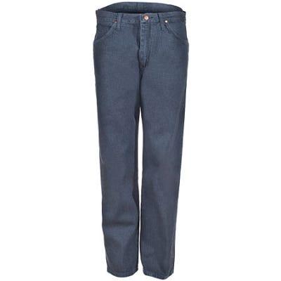 Wrangler Jeans: Men's 13MWZ CG Original Fit Cowboy Cut Cotton Denim Jeans Sale $36.00 Item#13MWZCG :