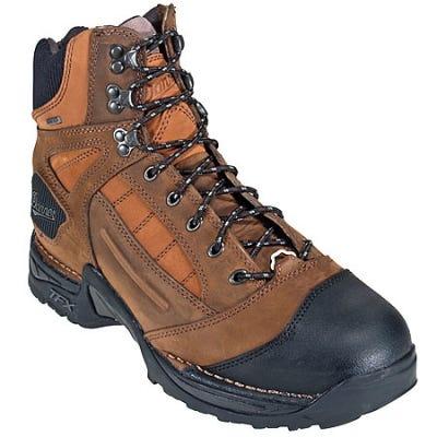 Danner Boots Men's Steel Toe Brown 47002 Instigator GTX EH Waterproof Boots