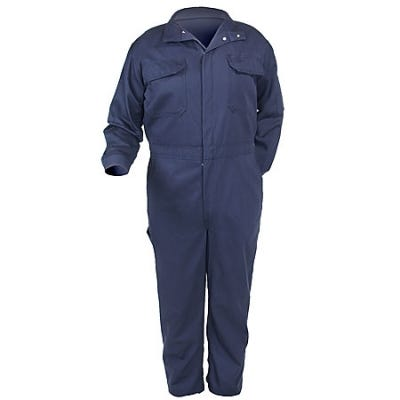 Bulwark Coveralls: Flame-Resistant Cotton Coveralls CEB2 NV Sale $91.00 Item#CEB2NV :