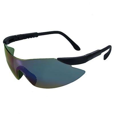 Remington Glasses Green Mirror Safety Glasses T75