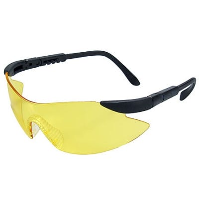 Remington Glasses Amber Lens Safety Glasses T75