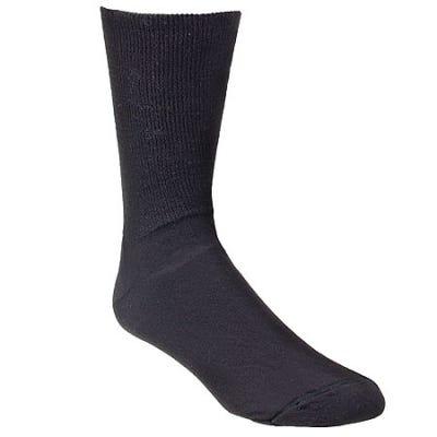 Wigwam Socks Big Easy Coolmax Black Socks F1220