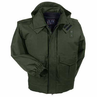 5.11 Tactical 48027 890 4 in 1 High Quality Green Patrol Jacket Sale $250.00 Item#48027-890 :