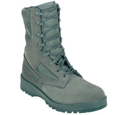 Belleville Boots: Men's Steel Toe Hot Weather Miltary Work Boots 600 ST