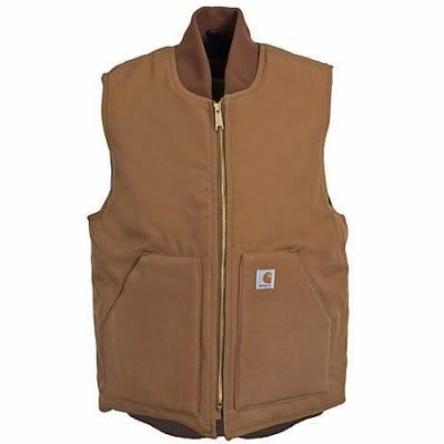 Carhartt Vests Outerwear Vests Arctic Vest V01BRN