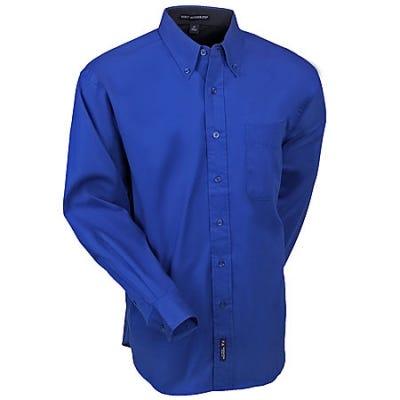 Port Authority Women's Royal Blue Easy Care Shirt L608 RYL