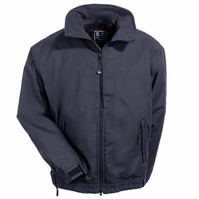 5.11 Tactical Jackets: Big Horn Black Lined Jacket 48026 019 Sale $100.00 Item#48026-019 :
