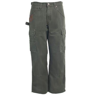 Wrangler Riggs Pants: Men's Cotton Ripstop Work Pants 3W060 LD Sale $39.00 Item#3W060LD :