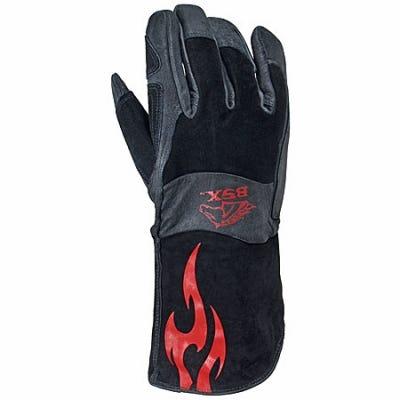 Black Stallion Gloves: Men's Premium Hi-Flex Welding Gloves BS50 Sale $30.00 Item#BS50 :