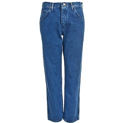 Wrangler Jeans: Men s Relaxed Fit Cotton Cowboy Jeans 31MWZGK - 34x30