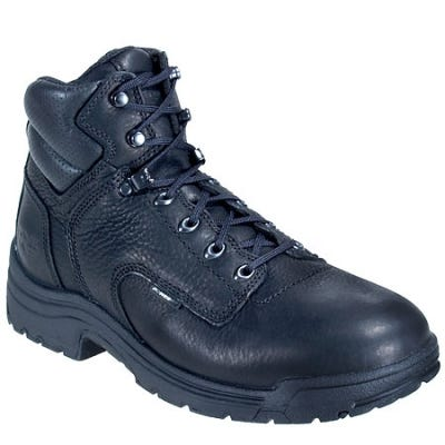 66dc59666  110 - Timberland PRO Boots  Men s TiTAN 26061 Black Soft Toe EH ...