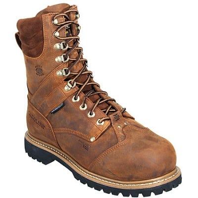 Carolina Boots Men's Composite Toe Metguard Insulated Boots CA7921