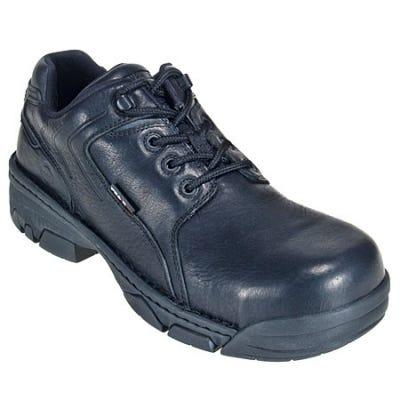 Wolverine Shoes: Men's Non Metal Composite Toe Black Shoes 2373 Sale $116.00 Item#2373 :