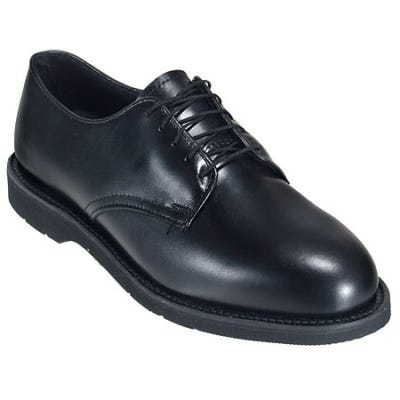 Thorogood Shoes: Women's Non-Slip 534-6047 Black Oxford Shoes