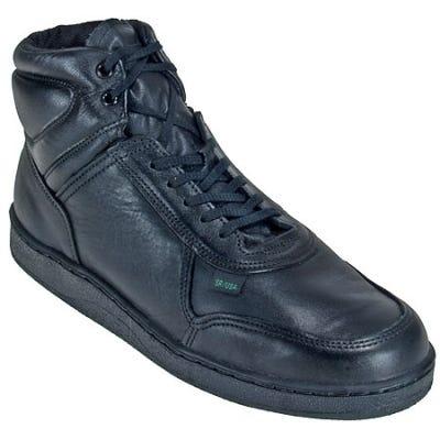 Thorogood Women's Uniform Postal 534-6555 USA Made Black Shoes