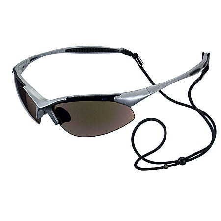 Radians Safety Glasses Infinity Mirror Lens Safety Glasses IN6 GR