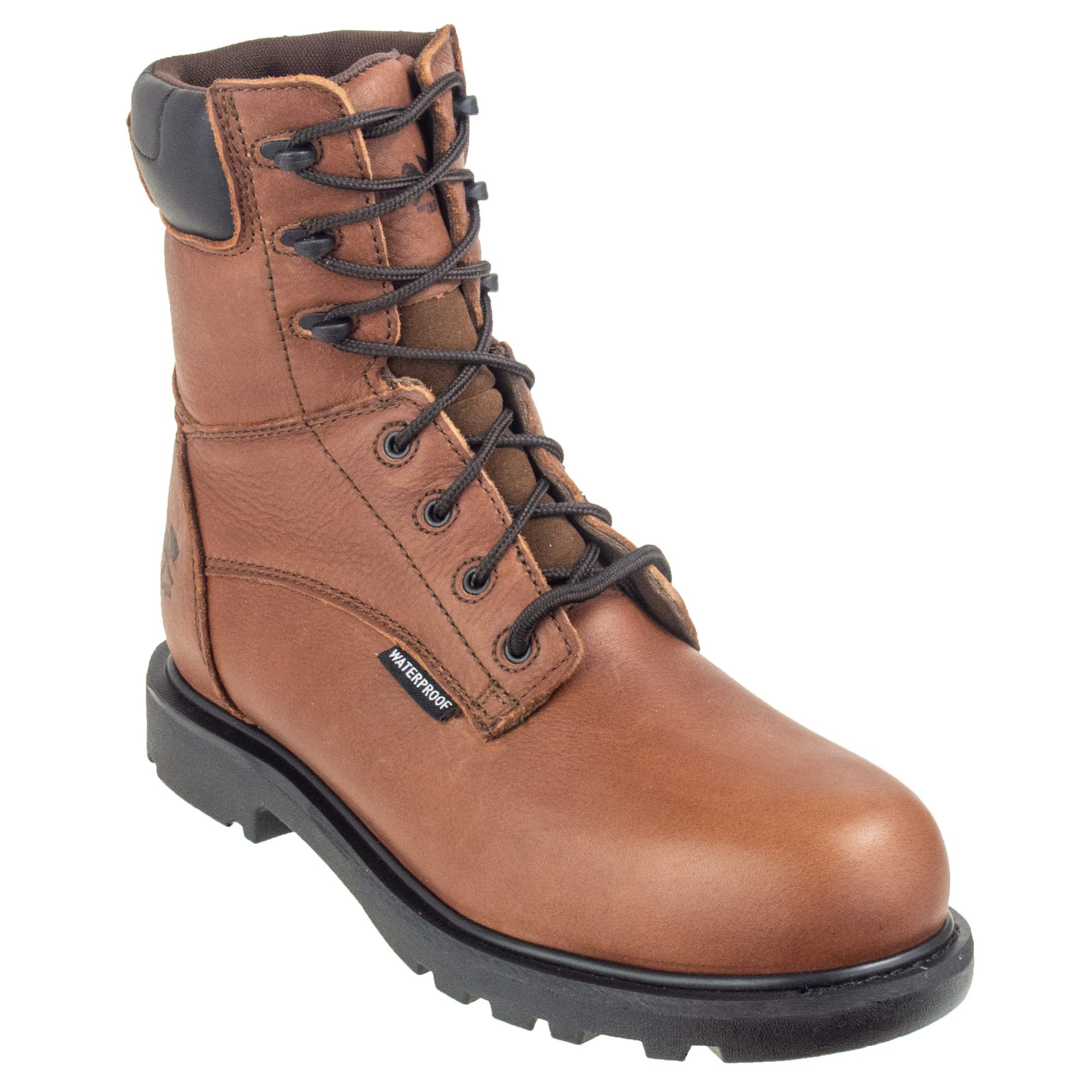 """Details about  /Danner Men/'s 17601 Corvallis 5/"""" Brown GTX EH Waterproof Safety Work Shoes Boots"""
