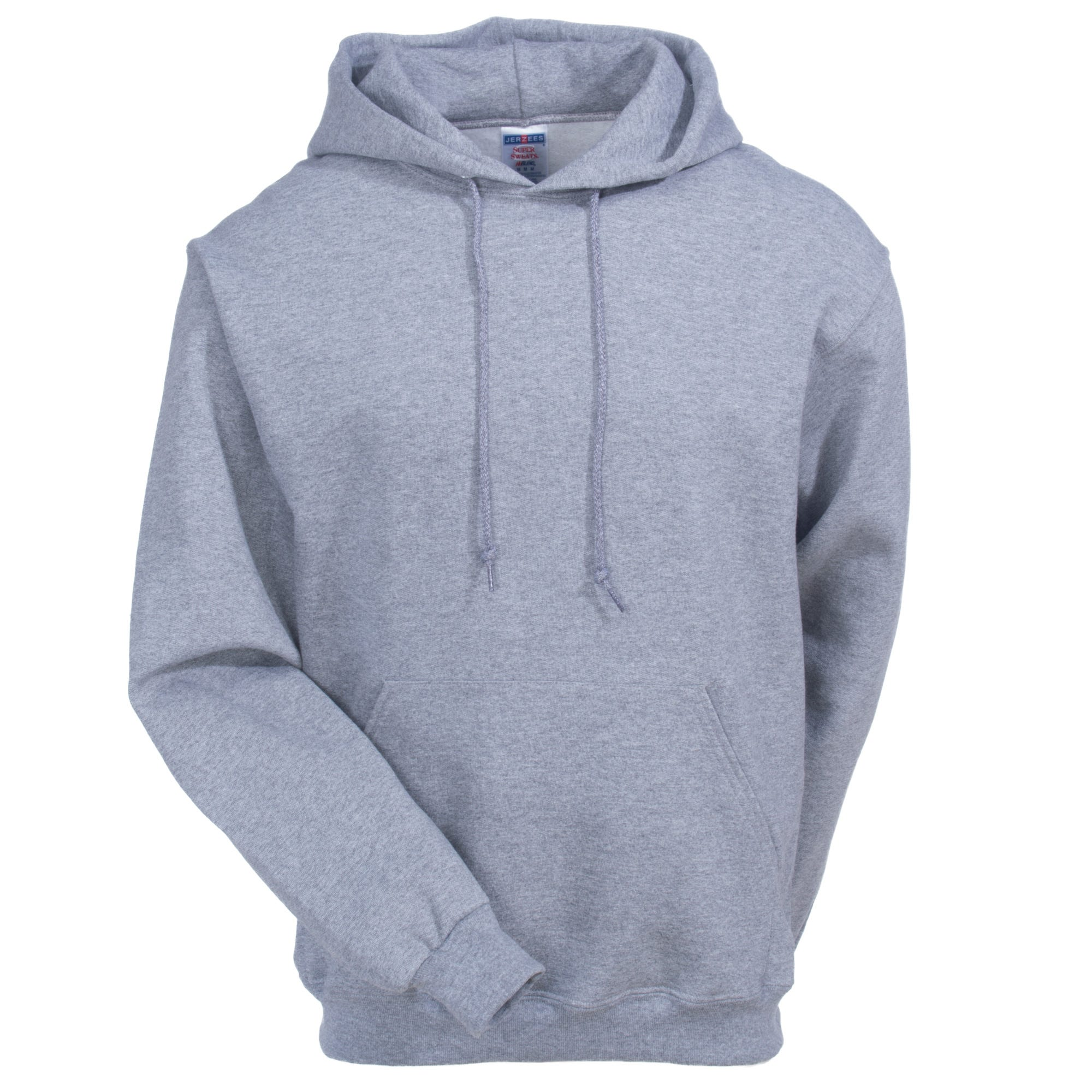 jerzees sweatshirts men 39 s 4997m oxf oxford grey super. Black Bedroom Furniture Sets. Home Design Ideas