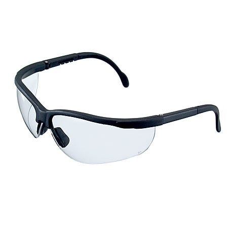 Radians Safety Glasses Journey Clear Protective Eyewear JR0110ID
