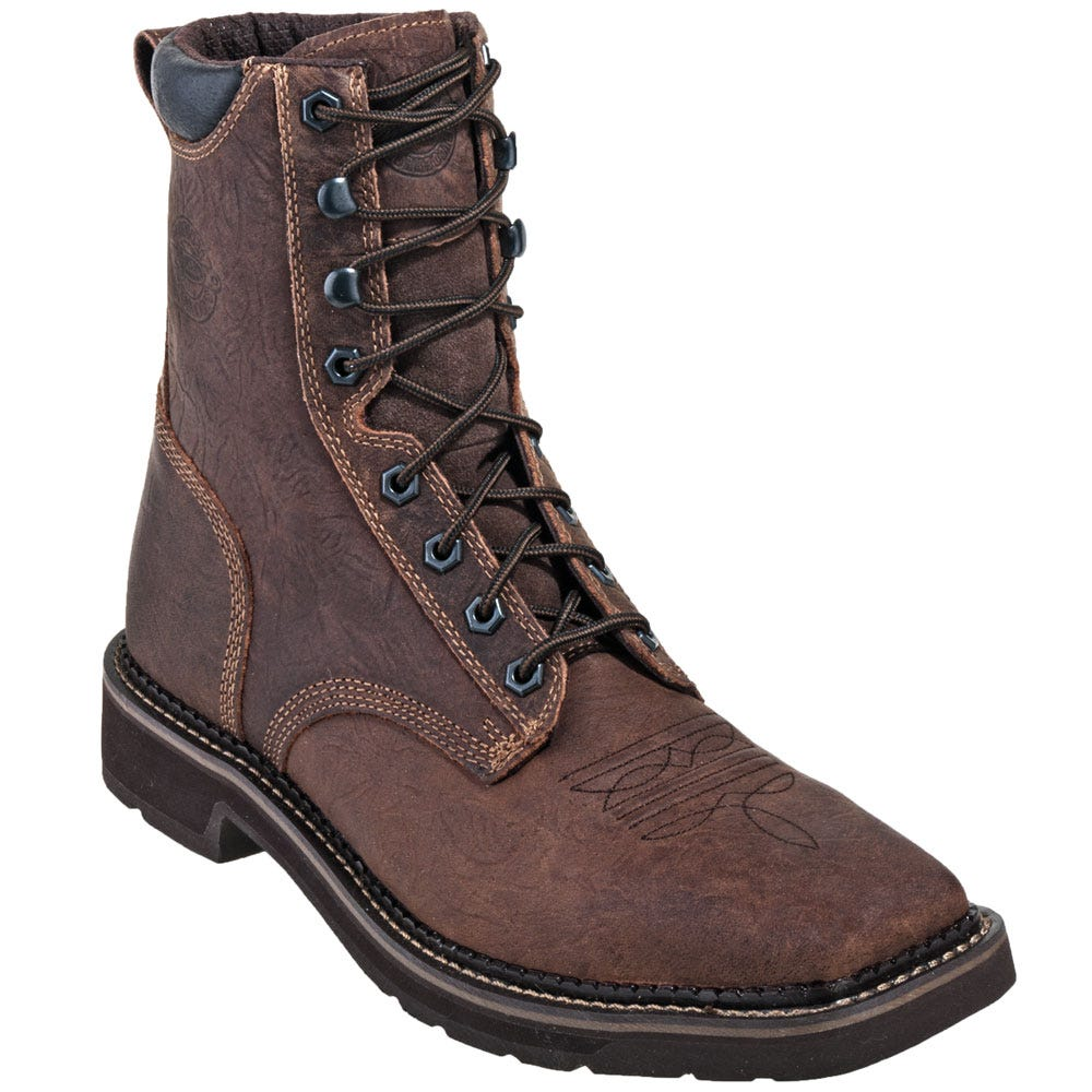 Justin Boots Men's Work Boots WK462