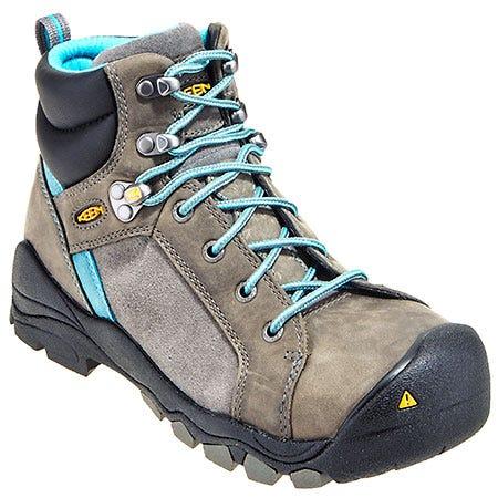 Keen Footwear Women's Steel Toe 1010116 EH Boots