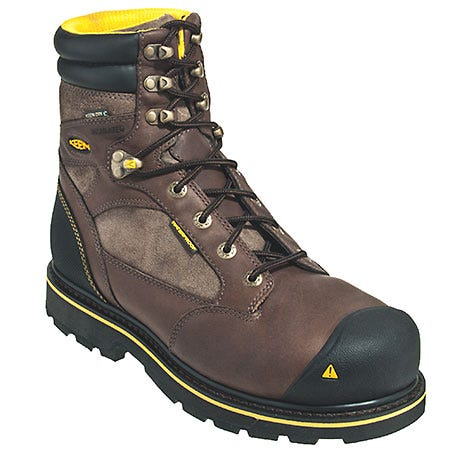 Keen Boots: Men's Brown 1009170 Composite Toe EH Insulated Sheridan Work Boots