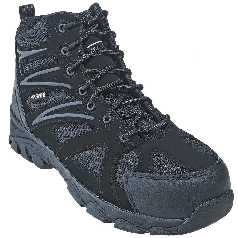 Knapp K5400 Black Composite Toe Waterproof Trail Hiker Boots