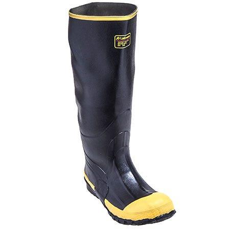 LaCrosse Boots Men's Steel Toe 00101110 Puncture Resistant EH Knee Boots