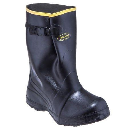 LaCrosse Men's Waterproof 00300060 ZXT 14 Inch Rubber Overshoes