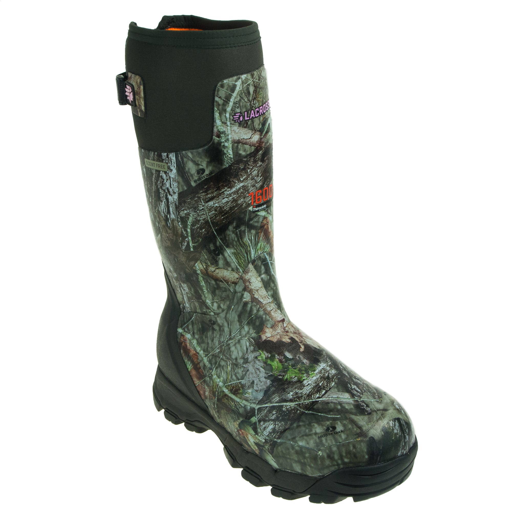 LaCrosse Women's Alphaburly Pro 376031 Insulated Hunting Boots