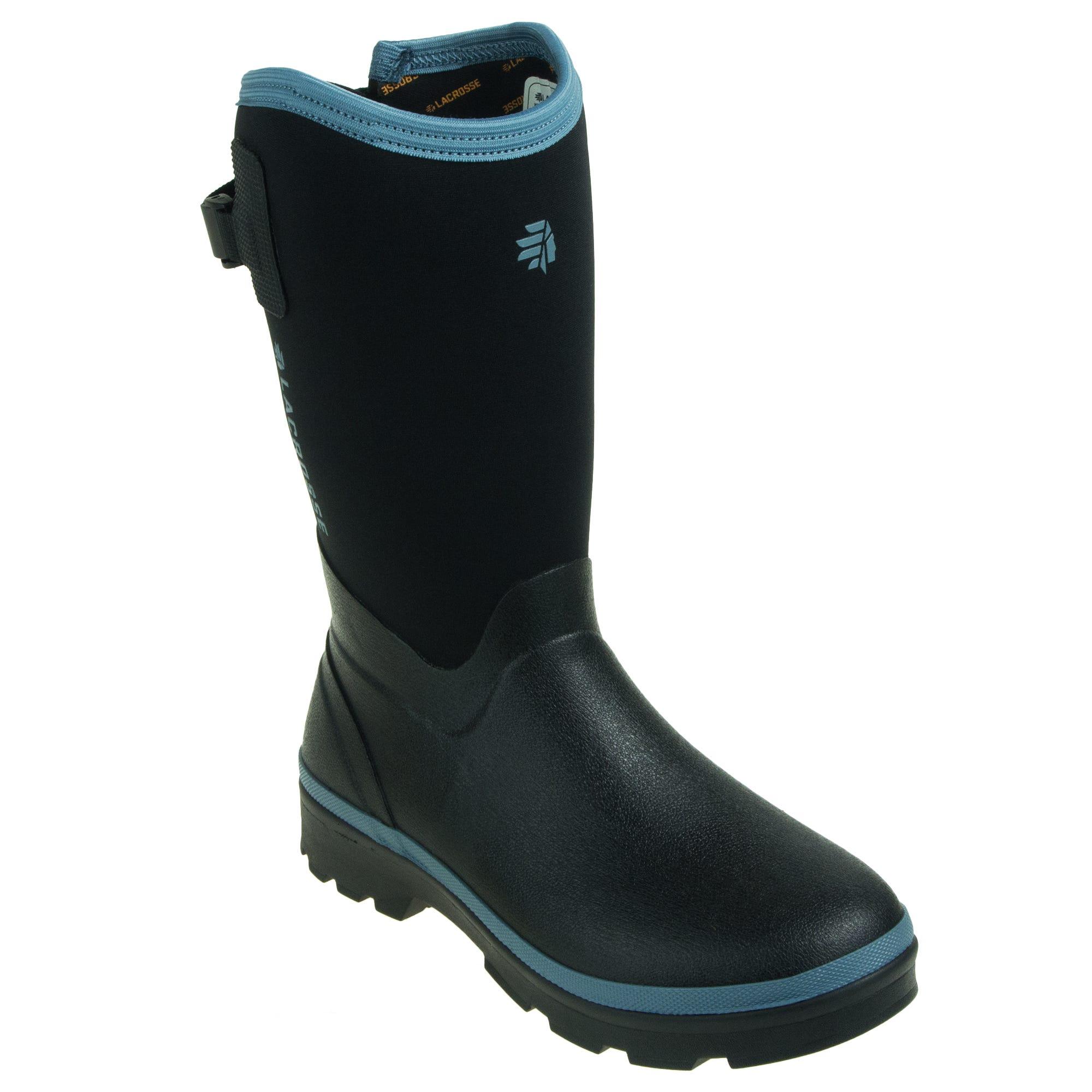LaCrosse Women's Black 602244 Alpha Range Work Boots