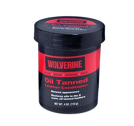 Wolverine Accessories Shoe Care Products Oil