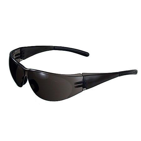 Description: Pyramex S2575S Ztek Blue Mirror Lens Safety Glasses w