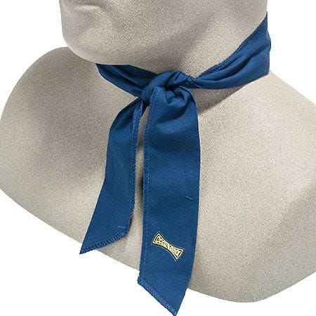 OccuNomix Reflex Blue 940 RFB Miracool Cotton Neck Bandanna