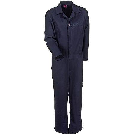 Moxie Trades Pants: Women's 80135 Navy Blue Cotton Work Coveralls Sale $65.00 Item#80135 :
