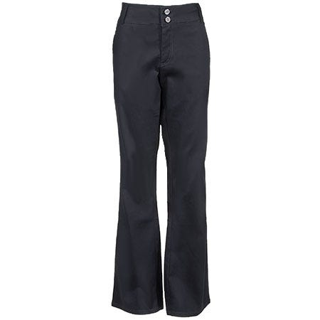 Moxie Trades Women's Black 80163 Stretch Uniform Work Pants