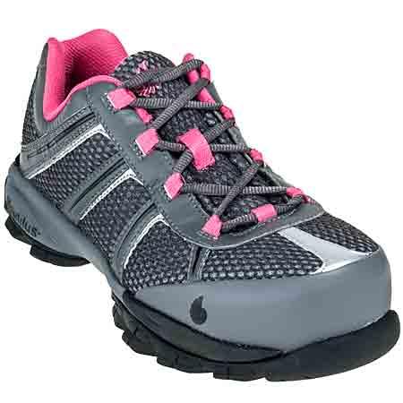Nautilus Shoes N1393 Women's Steel Toe Athletic Work Shoes