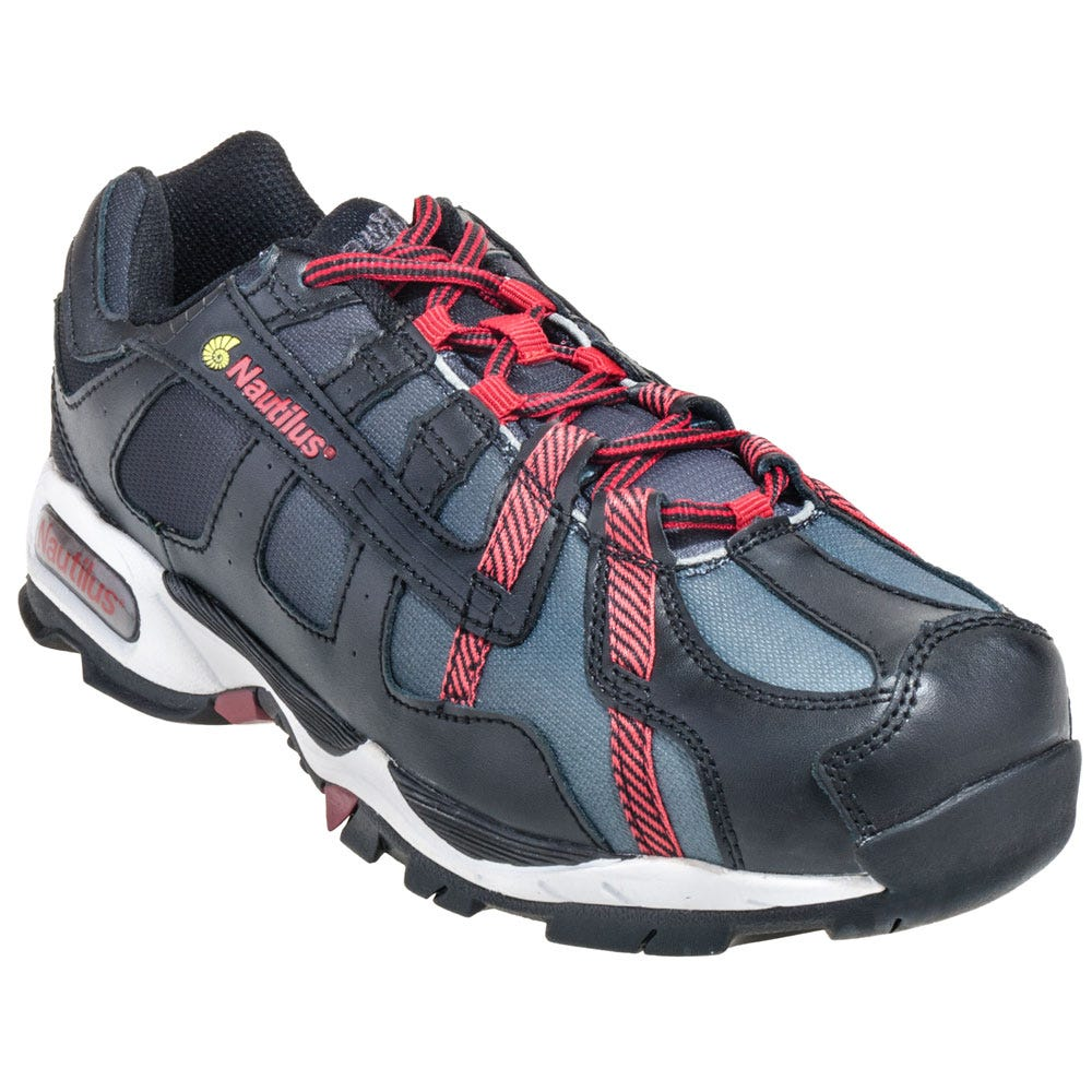 Nautilus N1317 Steel Toe SD Slip-Resistant Shoes