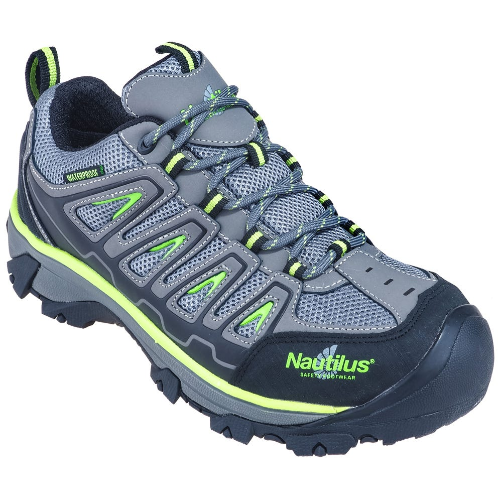 Nautilus N2208 EH Waterproof Steel Toe Tennis Shoes